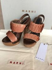 marni womens shoes size 36 new with box and dust bag