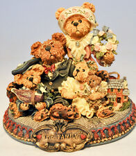 Boyds Bears & Friends: Gary, Tina, Matt & Bailey - 227804 From Our Home To Yours