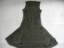 SANDWICH schönes Sommerkleid khaki Gr. 38 NEU 618
