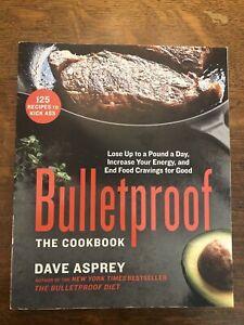 Bulletproof The Cookbook Dave Asprey - Soft Cover