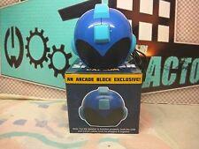 MEGAMAN USB HELMET SPEAKER - Blue - (Not an Amplifier) - Nerd Block - 07/17
