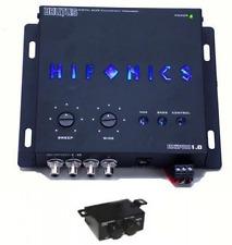 Hifonics Bxipro1.0 +2Yr Wrnt Mega Bass Digital Epicenter Processor For