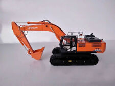 Rare!!! TMC Hitachi ZAXIS350LC-6 Hydraulic Excavator 1/50 Scale Die-Cast Model