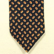 """BROOKS BROTHERS MAKERS silk tie made in the USA width 3.5"""""""