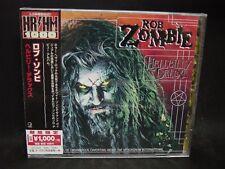 ROB ZOMBIE Hellbilly Deluxe JAPAN CD White Zombie Motley Crue Ozzy Osbourne