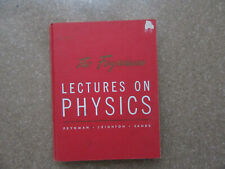 Feynman Lectures on Physics Vol 1 Hardcover