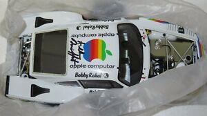 1:18 TSM Porsche 935 K3 #71 1980 Le Mans Apple Computer Allan Moffat Signed Roof