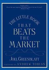 The Little Book That Beats the Market by J Greenblatt & A Tobias (2005, HC)L NEW
