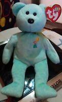 Ty Beanie Babies Ariel Rare Retired w Tag Errors  Hologram Tag 1965KR born 2000