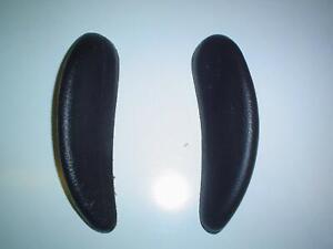 Thorowgood  T4/T8 Pony Knee blocks (Hook Side) for T4 & T8 Saddles(Pr) Bk or Br