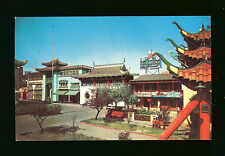 New Chinatown - Oriental Nightclubs and Restaurants - Traditional Architecture
