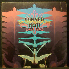LP Canned Heat - ONE MORE RIVER TO CROSS , FOC, US