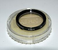 Vintage YASHICA SKYLIGHT 1A 30 mm Filter in Original Case for YASHICA MAT-124G