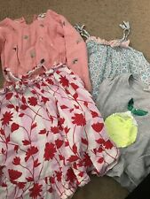 Country Road Seed Sz4&5 Girls Dresses Top Summer VGUC