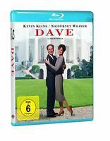 DAVE Kevin Kline, Sigourney Weaver, Ben Kingsley NEW WORLDWIDE ALL REGION BLURAY