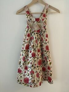 Gorgeous Kenzo Kids Floral Dress - Sz 8