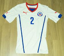 Puma Chile Player issue ACTV Away rare shirt