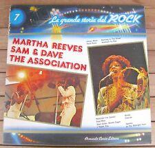 LA GRANDE STORIA DEL ROCK 07 (1981) Vinyl, LP, Gatefold - Curcio – GSR 7 NUOVO