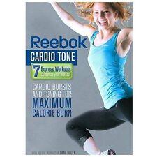 Reebok: Cardio Tone (DVD, 2010) Fitness workout  Rebecca Stetson