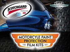 Harley Davidson V-Rod 3M Scotchgard Paint Protection Clear Bra Film kit
