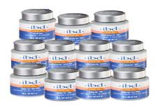 100% AUTHENTIC IBD LED/UV HARD BUILDER GEL 56g / 2 oz**CHOOSE YOURS**