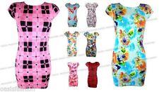 All Seasons Short Sleeve Dresses (2-16 Years) for Girls