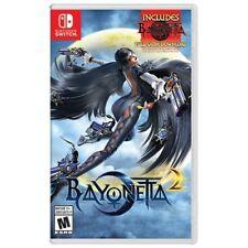 Bayonetta 2+ Bayonetta (Nintendo Switch)