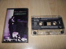 NANCI GRIFFITH - LATE NIGHT GRANDE HOTEL (CASSETTE/TAPE ALBUM)