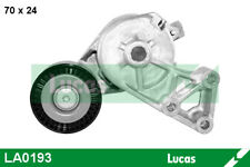 Galet d'accessoire LUCAS LA0193 pour A3, LEON, OCTAVIA, BORA VARIANT, GOLF 4