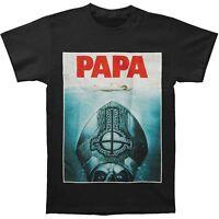 Ghost PAPA EMERITUS II - PAPA JAWS - T-Shirt NEW Metal Band 100% Authentic