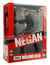 "McFARLANE THE WALKING DEAD TV SERIES NEGAN MERCILESS EDITION 10"" FIGURE"