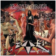 Dance of Death - Iron Maiden CD EMI