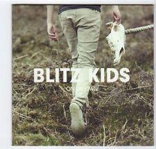 (EZ93) Blitz Kids, On My Own - 2014 DJ CD
