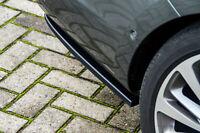 Heckansatz Seitenteile Flaps aus ABS für Opel Astra K Sports Tourer mit ABE