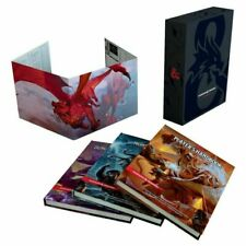 Dungeons & Dragons by Wizards of the Coast (Hardcover ,2018) Gift Set