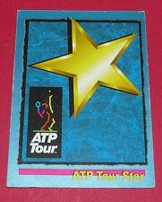 ATP TOUR CARD TENNIS 1995 TOUR STAR PANINI CARDS