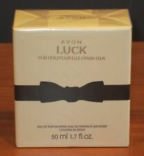 Avon Luck Perfume 1.7oz Eau De Parfum Spray $30 NIB