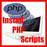 I WILL INSTALL ANY PHP SCRIPT FOR YOU PHP & MYSQL installation services