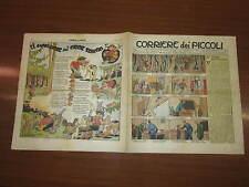 CORRIERE DEI PICCOLI N°11 DEL 12 MARZO 1944 ANNO 36°