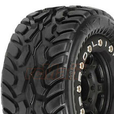 PRO-LINE Dirt Hawg I Tires on Titus Bead-loc Wheels 1:16 Traxxas E-Revo #1071-13