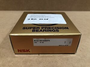 NSK N1011BTCCG5P4 SUPER PRECISION BEARING