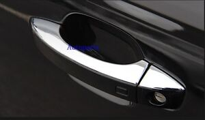 Chrome door handle cover trim For Audi A7 2011 2012 2013 2014 2015 2016 2017