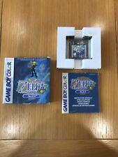 The Legend of Zelda: Oracle of Ages (Nintendo Game Boy Color, 2001) -...