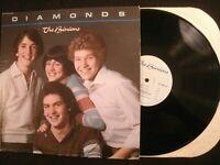 The Binions - Diamonds - 1980 Private Vinyl 12'' Lp./ Christian Gospel