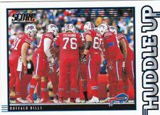 Buffalo Bills (Josh Allen) - 2020 Panini Score (Huddle Up)