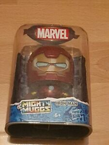 MARVEL MIGHTY MUGGS - IRON MAN - NEW SEALED - FACE CHANGING