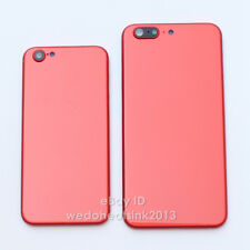 Metal Glass Back Rear Housing Cover Replacement For iPhone 6 6S 7 to iPhone 8