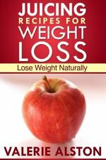 Juicing Recipes for Weight Loss: Lose Weight Naturally (Paperback or Softback)