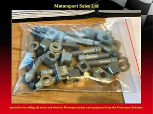 AP Racing Disc Mounting Kit with Bobbins, Bolts, Nuts and Washers