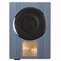 Soundstream RFM8.2 Series 2 Ohm Underseat Car Subwoofer Enclosure w/ Amplifier